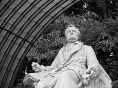Richard Wagner Denkmal Berlin © Lodewijk Muns 2018