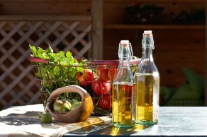 The Lodge at Woodloch's Farm-to-Table Garden