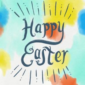 Easter Sunday 2021.