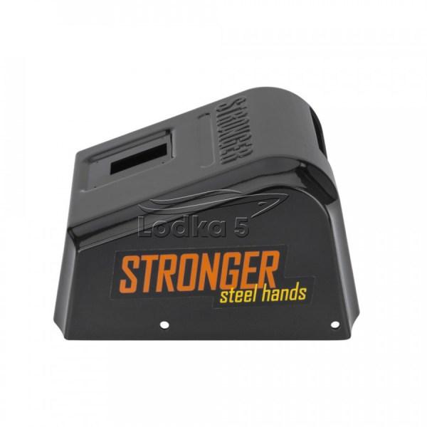 Крышка для лебедки Stronger Steel Hands 30-35, чёрная ...
