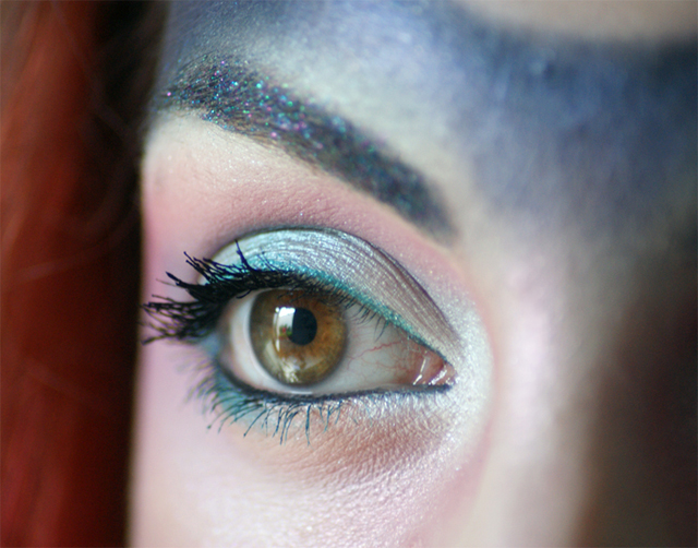 Maquillage artistique : In my dreams..