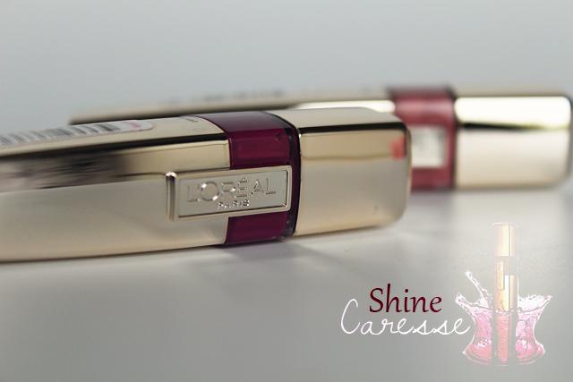 Shine Caresse – L'Oréal : ces encres si agréables !