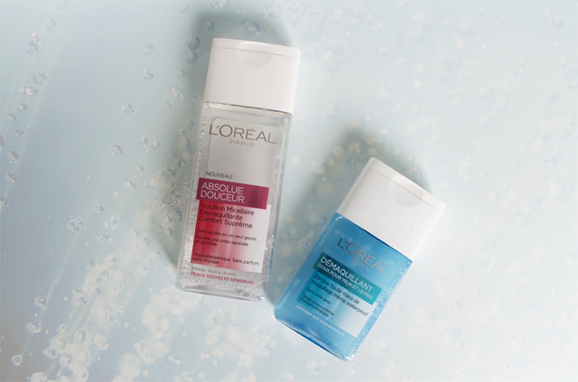 Les démaquillants L'Oréal & mon coup de cœur pour l'Absolue douceur !