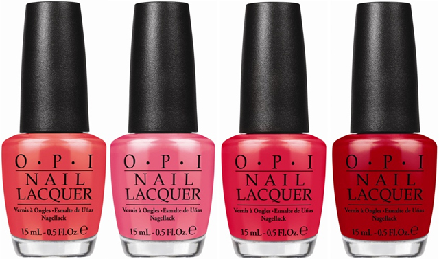 brazil collection opi 33