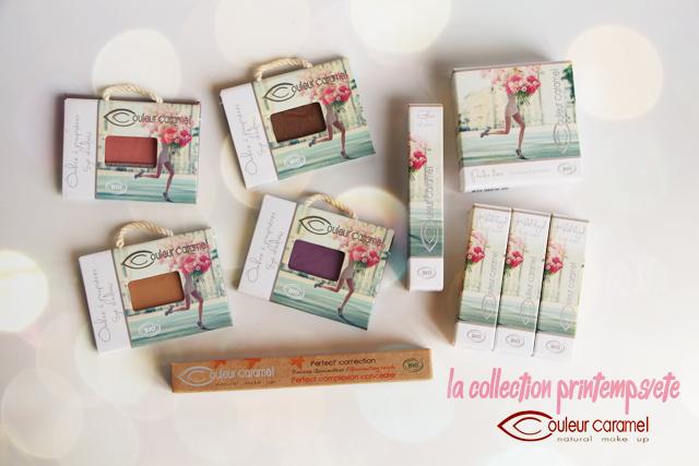 couleur caramel collection printemps ete