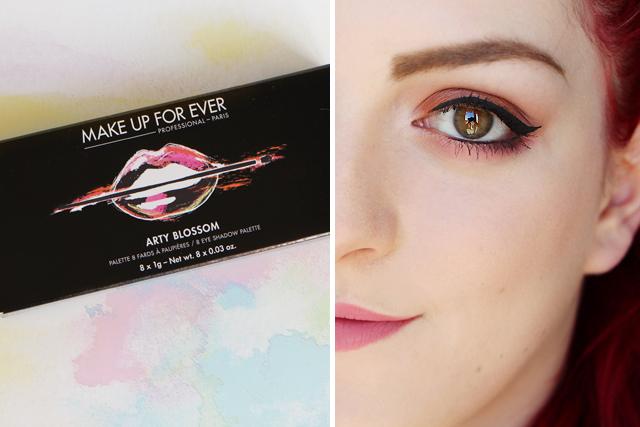 makeup for ever arty blossom 9191