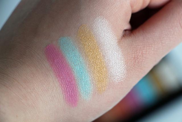 makeup for ever arty blossom palette