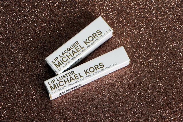 Icon et Dame, le duo pour des lèvres élégantes by Michael Kors !