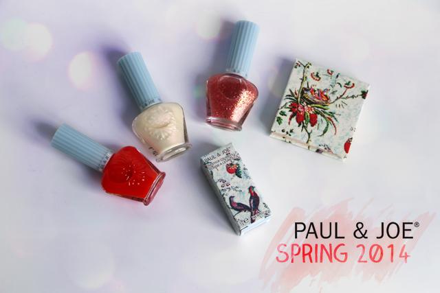 La collection de printemps 2014 de Paul & Joe