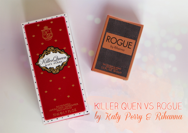 Killer Queen by Katy Perry & Rogue by Rihanna, que valent-ils?