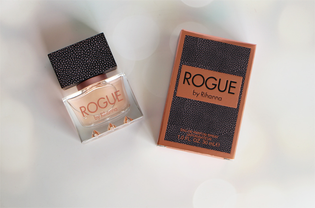 parfums rihana rogue X