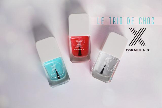 formula X le trio