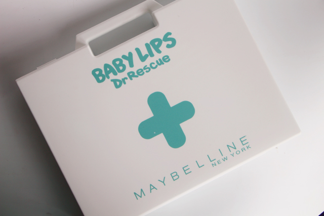 baby lips dr rescue 1