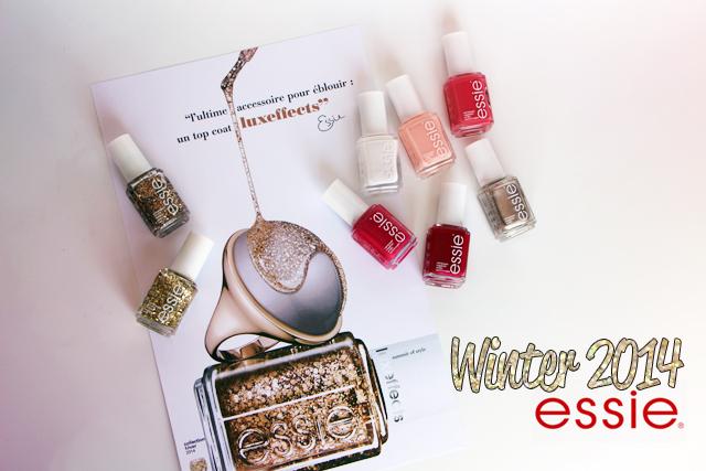La collection hiver 2014 d'Essie !