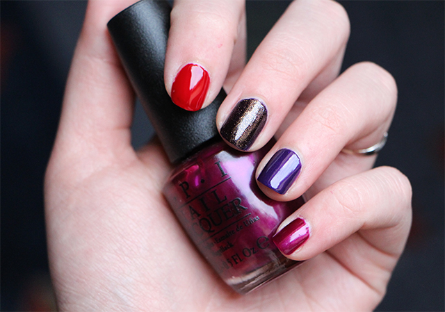 opi swatches holiday collection 1