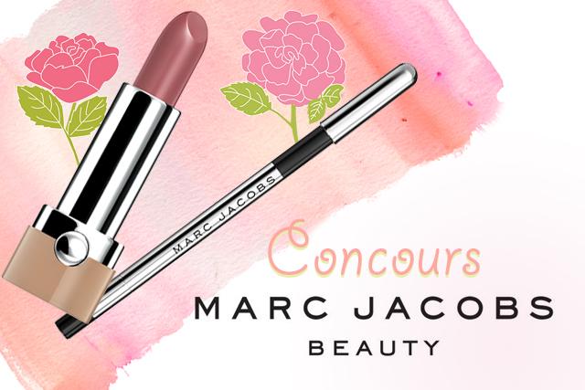Concours #5 : Marc Jacobs Beauty