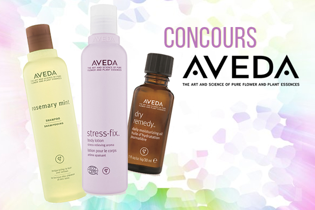 Concours #7 : Aveda