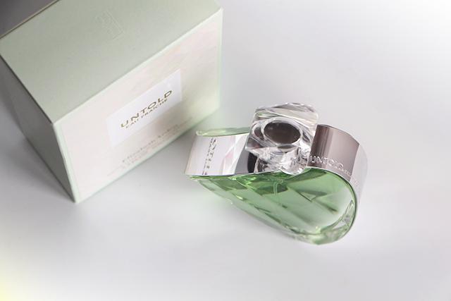 untold parfum