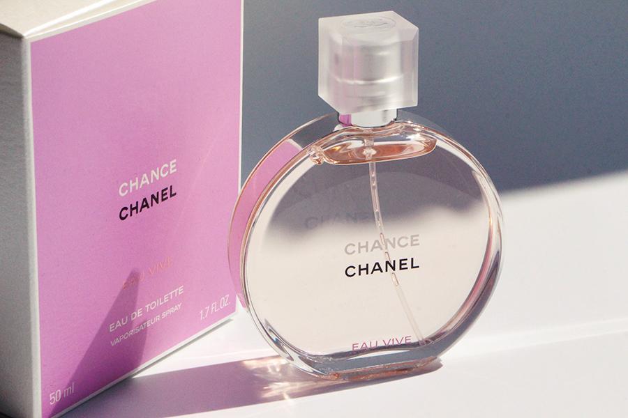 chanel eau vive parfum