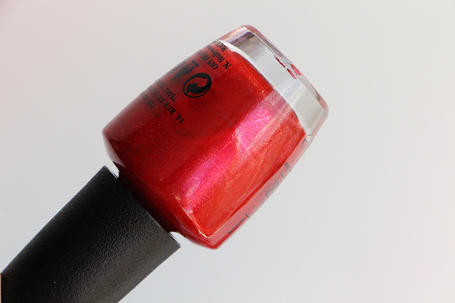 OPIvenice rouge