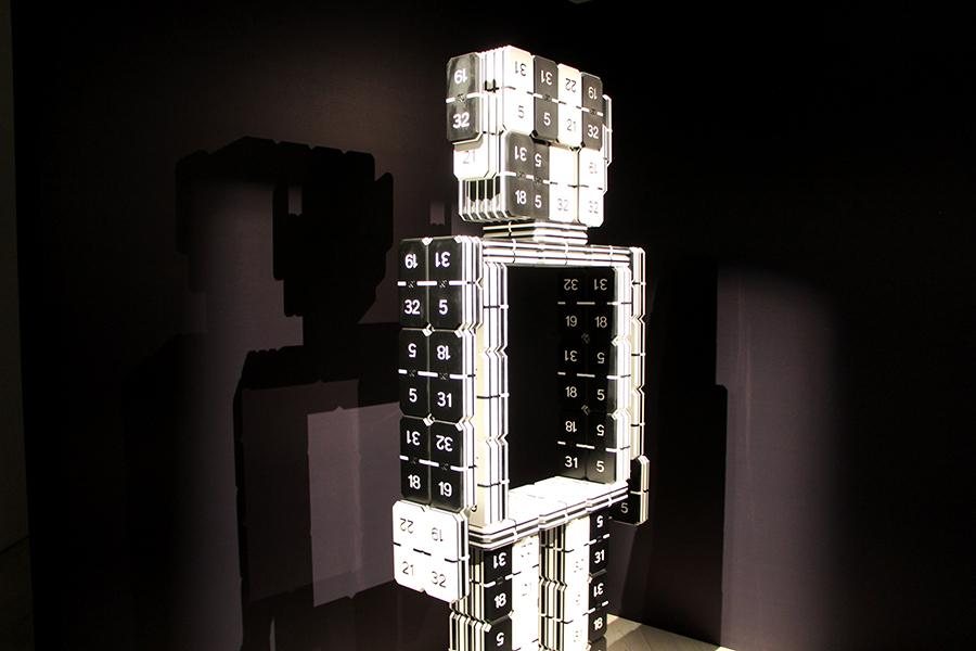 chanel dominos
