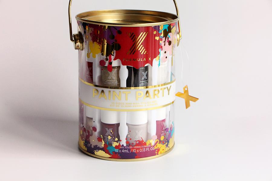 paint party formula X1