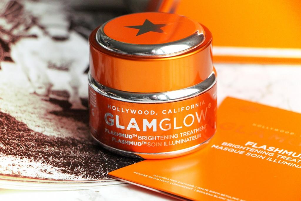 flash mud glamglow brightening treatment