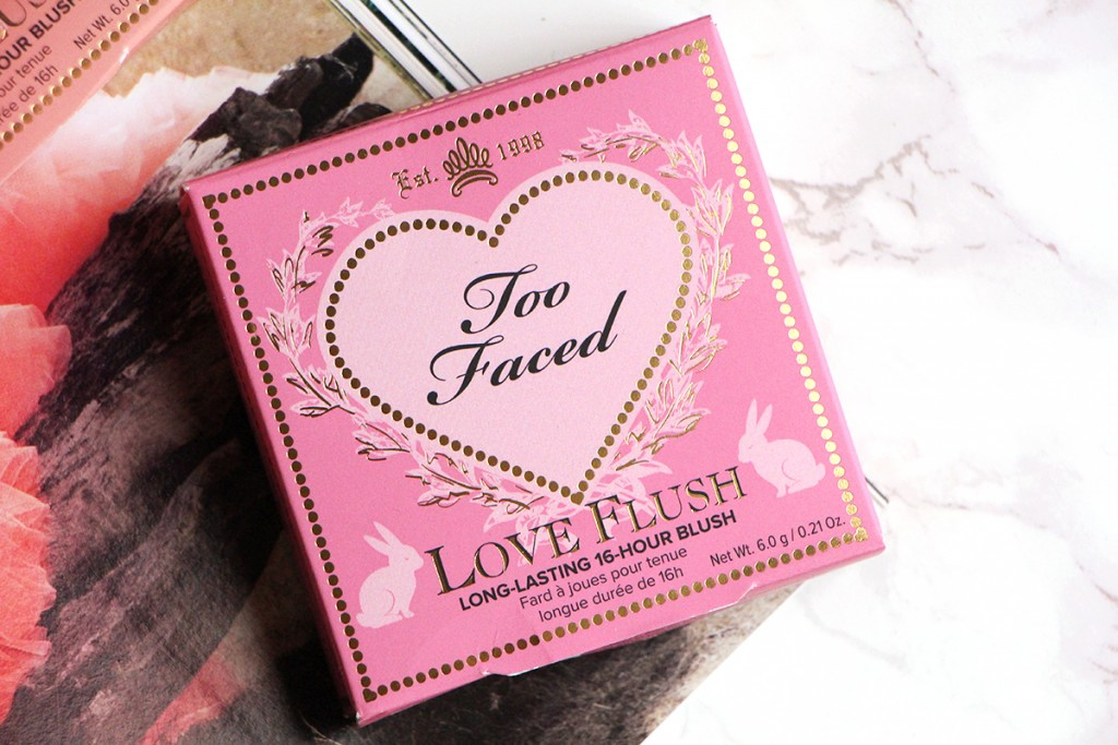 love flush too faced justify my love 8