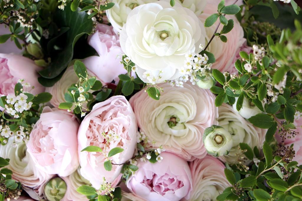 art deco bouquet
