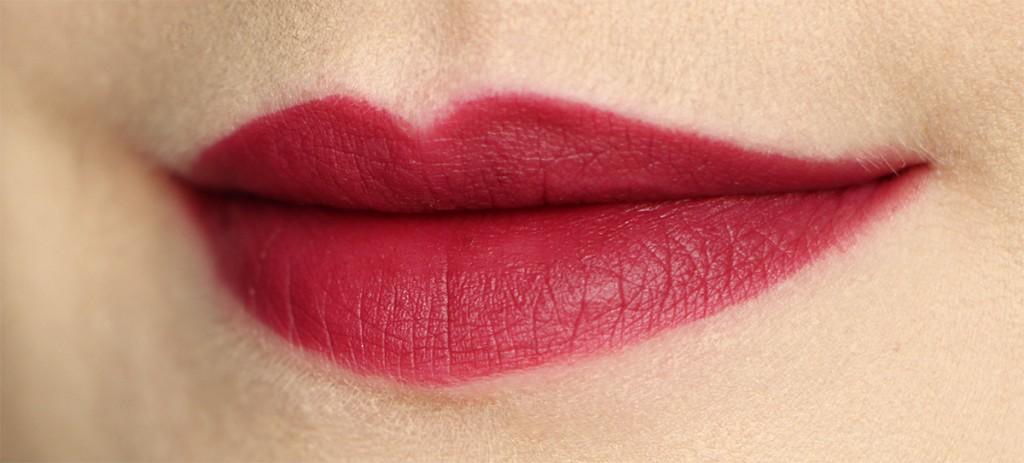 kiko velvet passion matte lipstick 317