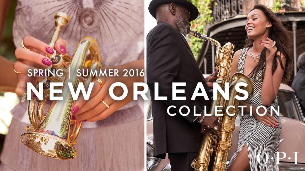 new orleans OPI visuels
