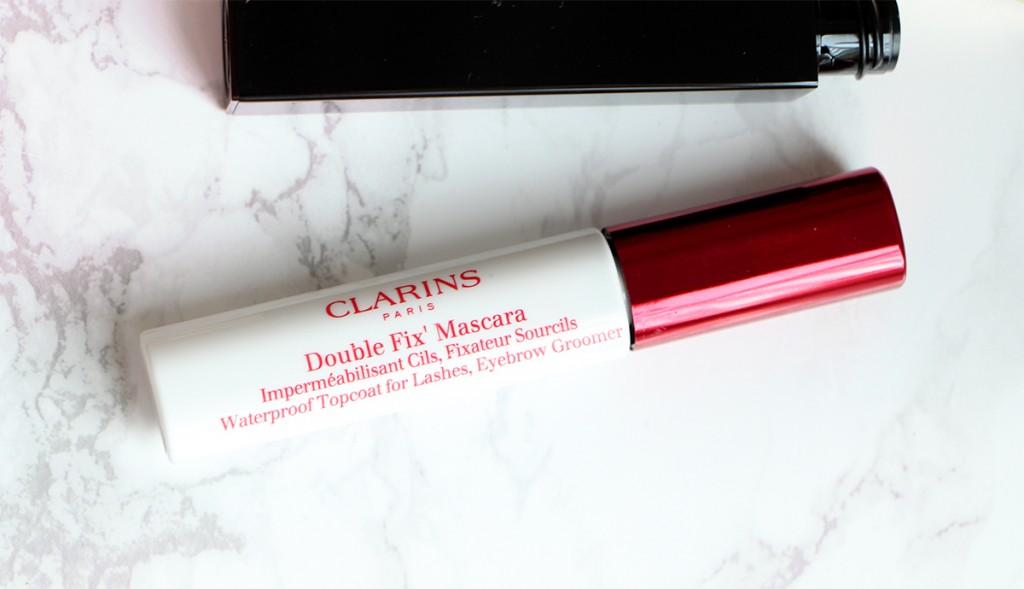 double fix mascara clarins