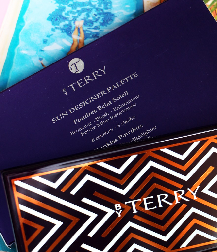 sun designer palette revue by terry