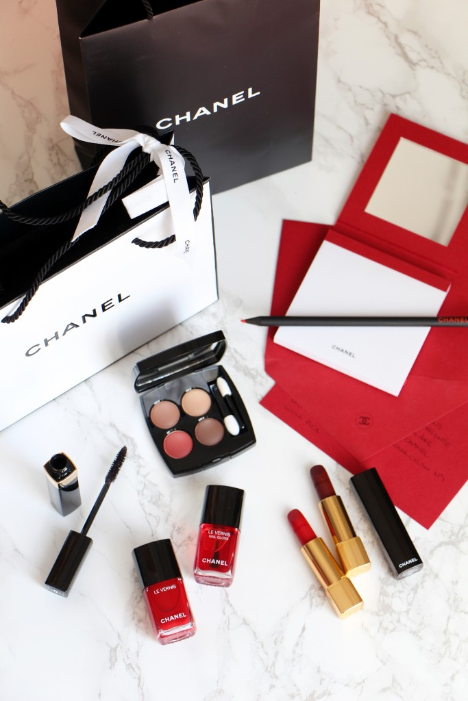 chanel rouge collection n1 red