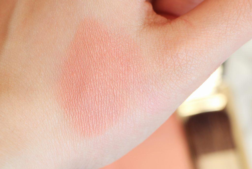 clarins blush prodige 02 soft peach