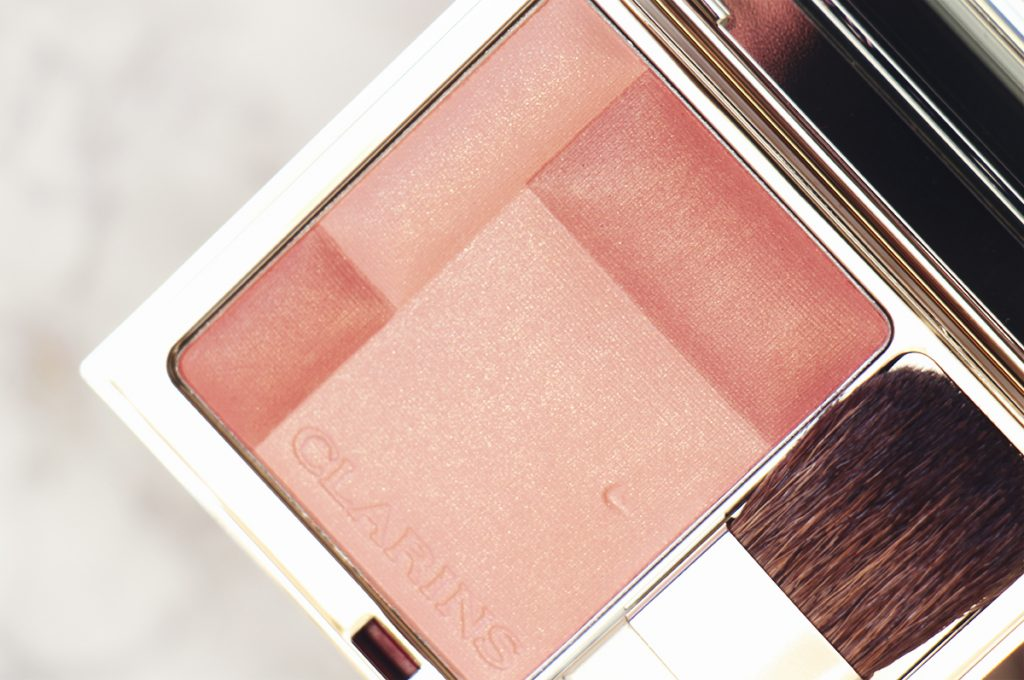 clarins blush prodige soft peach 8
