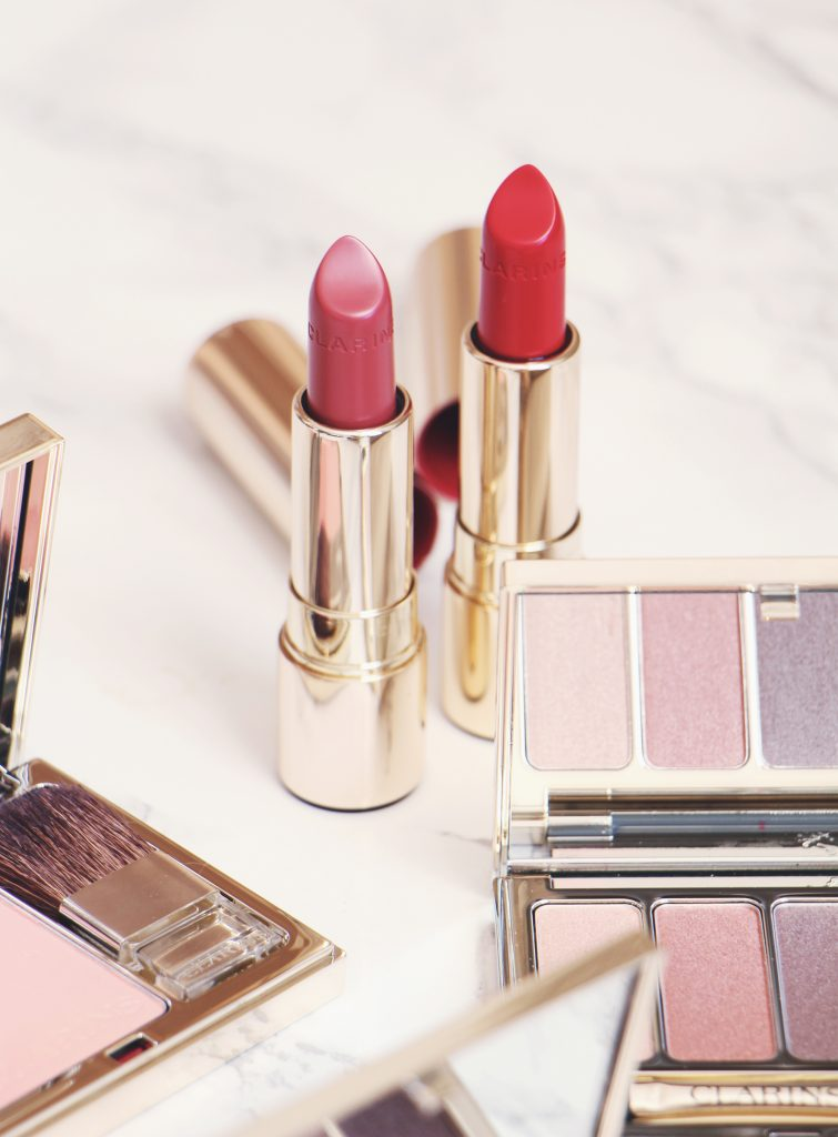 clarins makeup le joli rouge