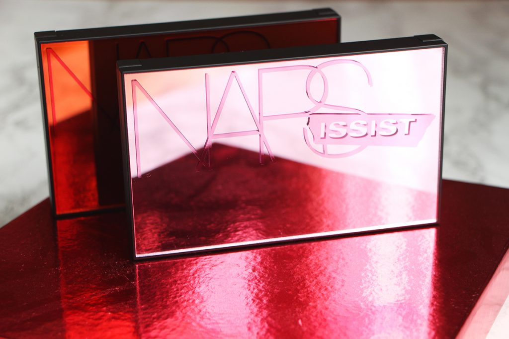 nars narsissist palettes unfiltered duo