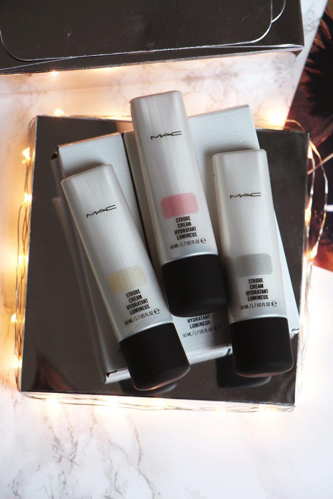 mac strobe cream collection blog revue