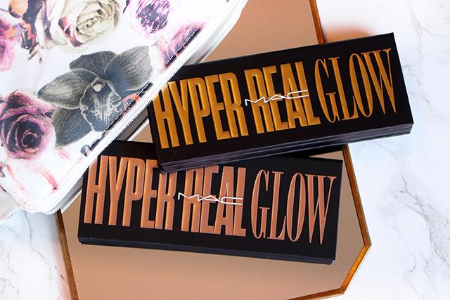Les nouvelles palettes Hyper Real Glow de MAC !