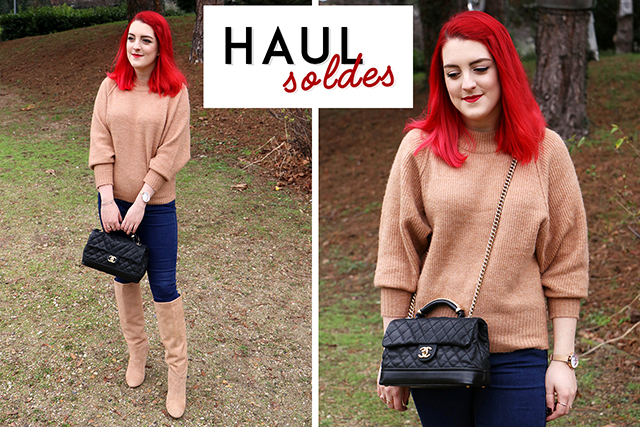 HAUL Soldes 2019 (hiver)!