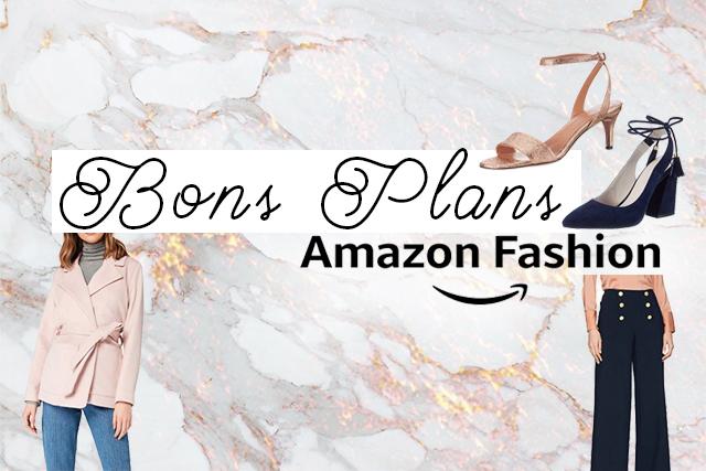 Les bons plans Amazon Mode #1