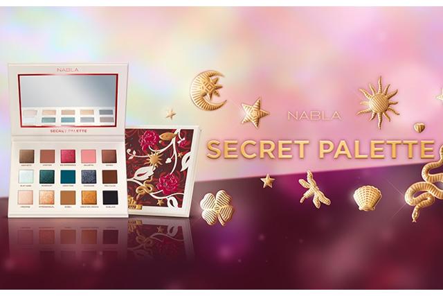 La Secret de NABLA Cosmetics est enfin disponible!