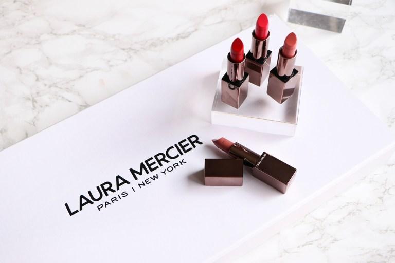 Rouge Essentiel de Laura Mercier (swatches des 30 teintes)