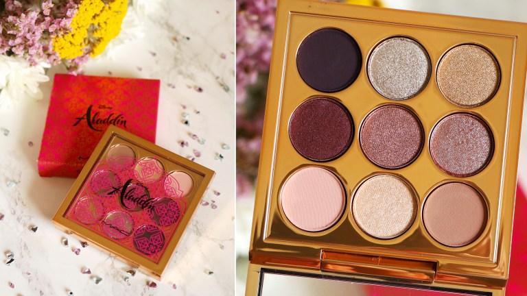 "La palette Aladdin ""Princess Jasmine"" de MAC Cosmetics"