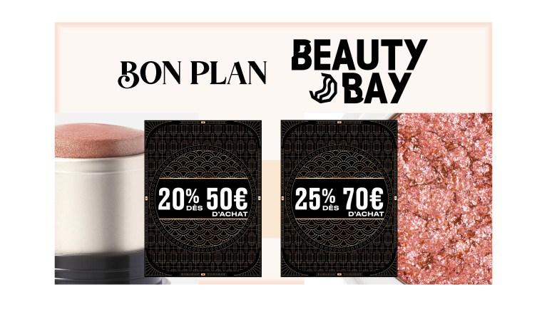BON PLAN Beauty Bay -25% !