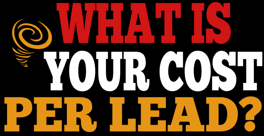 what is your cost per lead