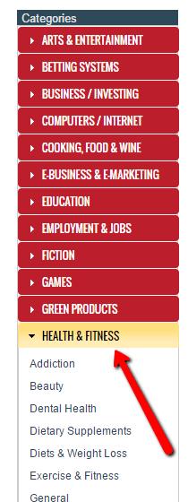 clickbank health