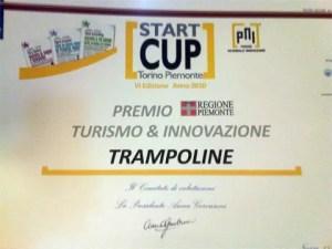 Attestato Trampoline