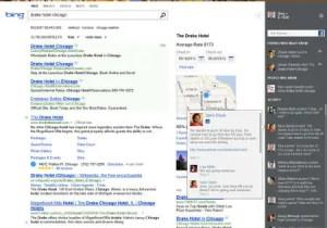 Bing Social Search